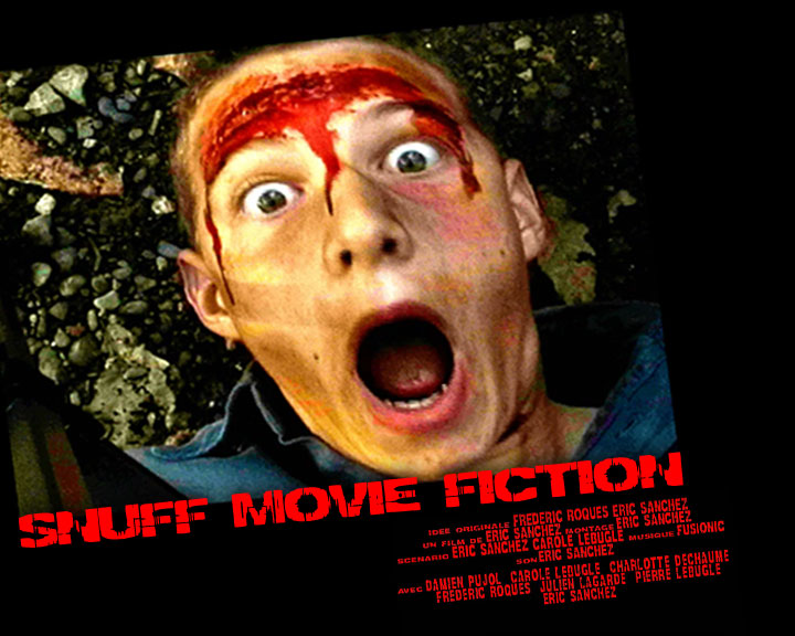 Affiche du film Snuff Movie Fiction - court métrage snuff movie trailer youtube dailymotion